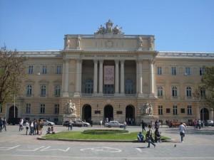 Die Nationale Iwan Franko – Universität Lemberg