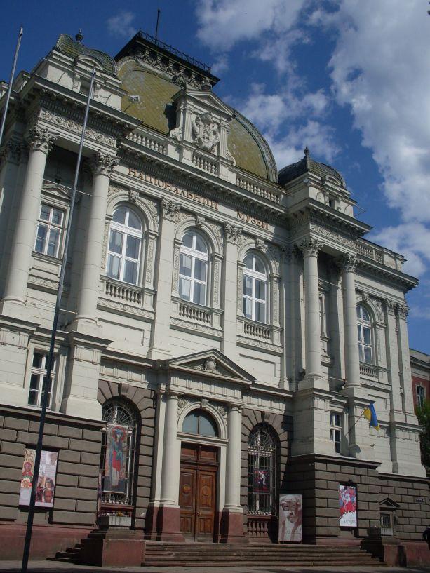 Museen in Lemberg